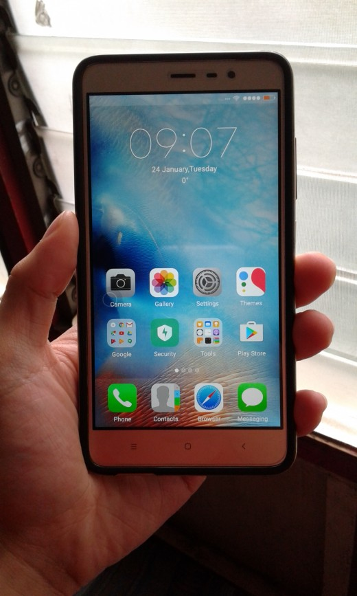 Xiaomi Redmi Note 3 Pro Display
