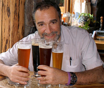 He wrote 7 books-Complete Joy of Home Brewing, Institute for Brewing Studies, Brewers Publication, The Great American Beer Festival, The World Beer Cup and Zymurgy Magazine