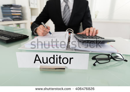 Auditing the Accounts