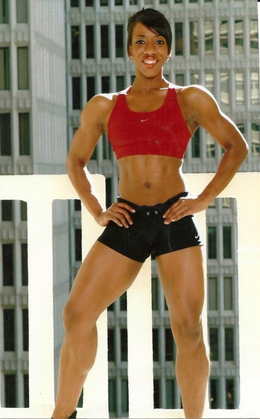 Laticia Jackson - Female Fitness