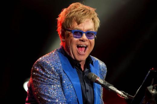 Sir Elton Hercules John was born Mar 25, 1947 in Pinner, United Kingdom