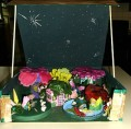Fairy Village Book Craft