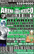 It's time! It's time! It's CMLL Running Diary time!