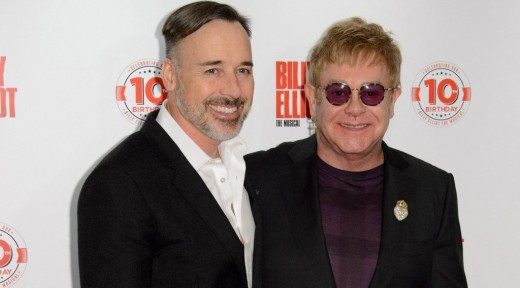 David and Elton as they look today