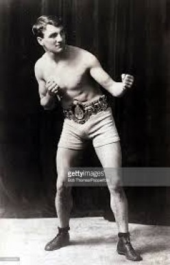 Freddie Welsh is the former world lightweight champion of the world, having won the crown from Willie Ritchie.
