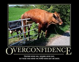 The Consequences of Overconfidence