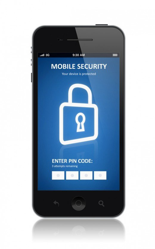 The Security behind Mobile Banking