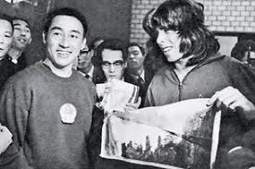 Glenn Cowan and Zhuang Zedong