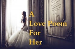 A Love Poem For Her