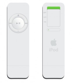 The Original iPod Shuffle Analogy
