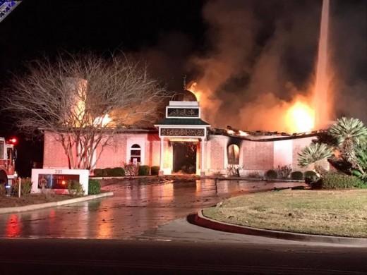 Mosque in Victoria, Texas