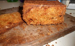 Minnesota Cooking: Carrot Bread - Fifty Stirs - Then Bake