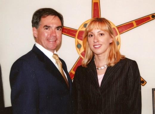 Interning for Jim Prentice, Minister of Indian Affairs  and Northern Development