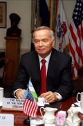 President Islam Karimov (1938-2016) of Uzbekistan - Why This Dictator is Similar to Adolf Hitler