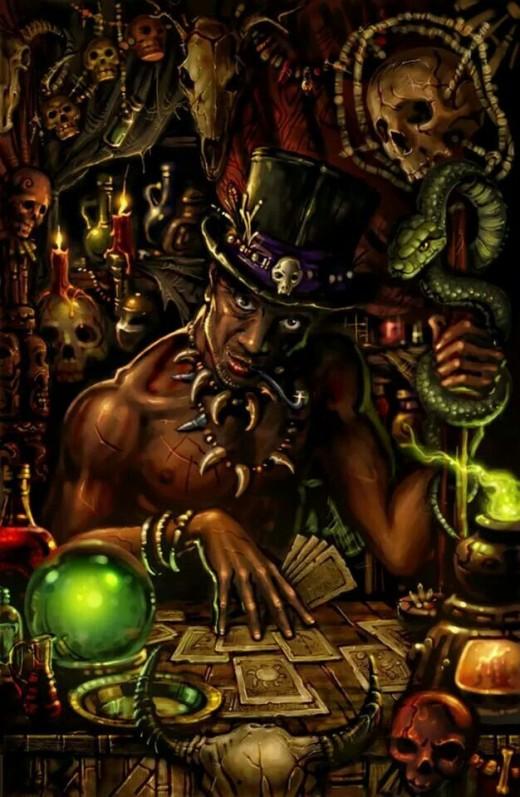 Voodoo Priest
