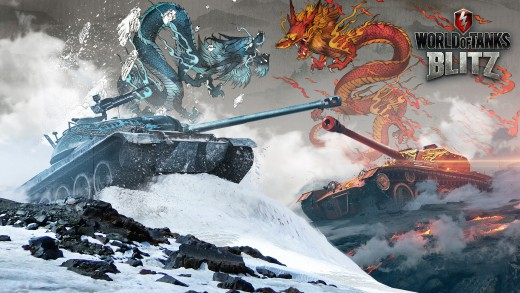 World of Tanks Blitz New Moon event. Fire or Ice?