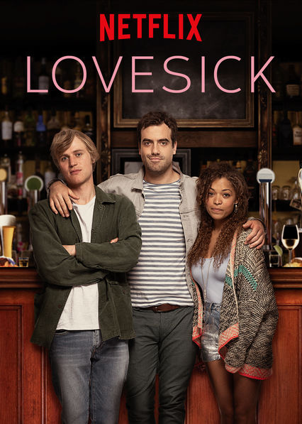 Lovesick- formally Scrotal Recall- is one of Netflix's best original comedies.