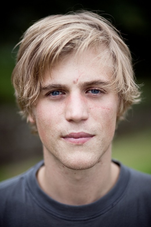 "Johnny Flynn plays Dylan.  Flynn is also a singer-songwriter, and has acted in Comedy Central's sitcom, ""Brotherhood."""