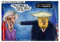 Theresa May Goes To The USA Then Kicks The Cat