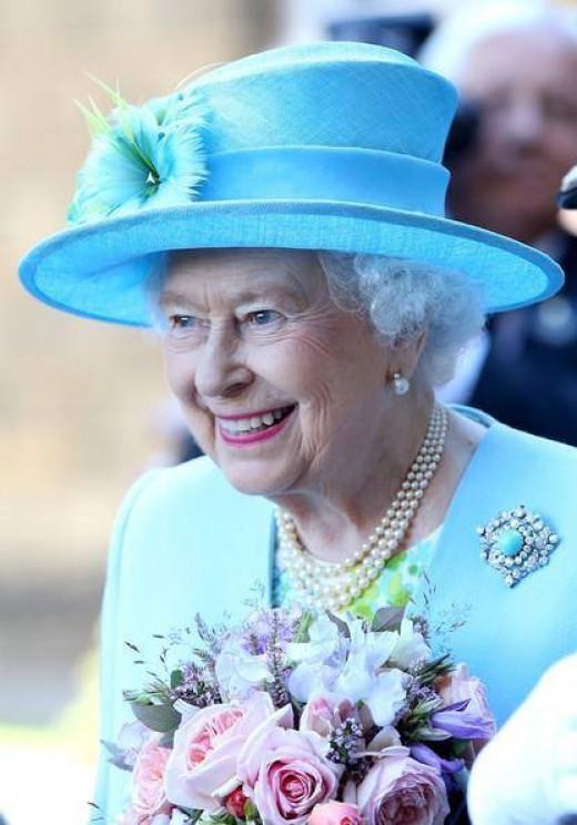 Queen will entertain Trump