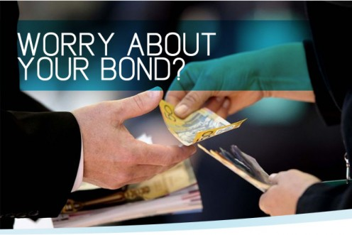 Are You Worried About the Getting Your Bond Back?
