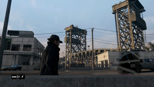Cermak Bridge in Watchdogs.