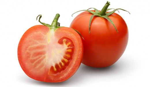 Tomatoes are packed with vitamin C and lycopene