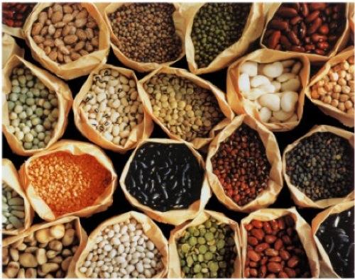 Heart healthy beans