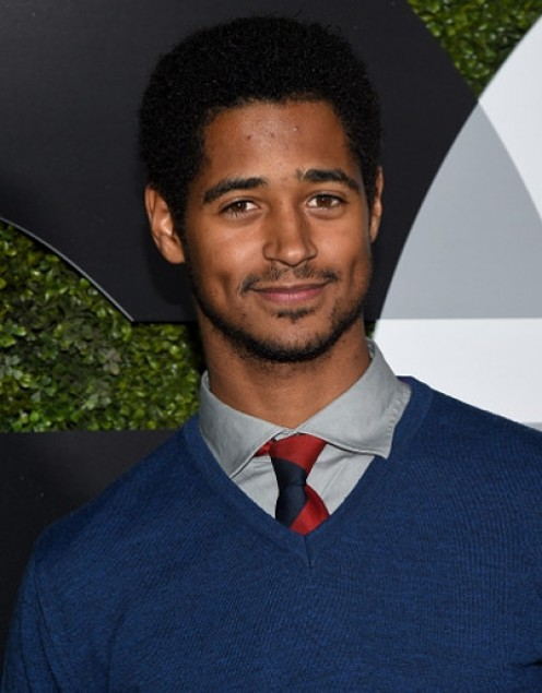 Alfred Enoch has changed a lot since his Potter days, too!