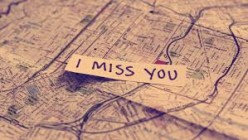 What it Feels Like to Miss You