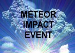 Meteor Impact Event