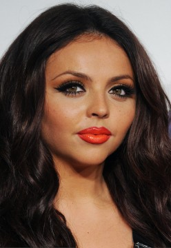 "Jessica Louise ""Jesy Nelson"" and British Pop Music Group Little Mix"