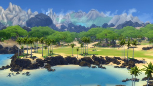 Turn Granite Falls into a tropical getaway!