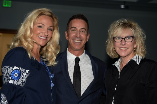 Kim Van Kaper, Robert Dover and Rielle Hunter