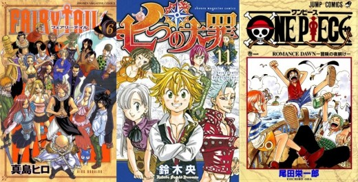 Top 10 Best Shounen Manga