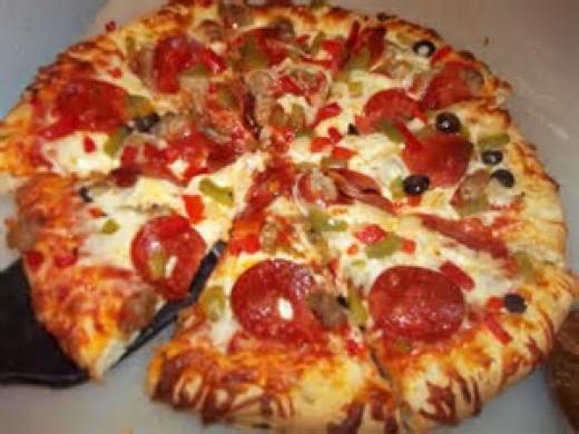 DiGiiorno Pizza