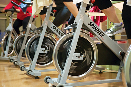 Today's exercise bike fans can choose the generic exercise bike to fancy stationary bikes like these