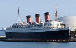 Souls Forever Trapped Inside The Queen Mary