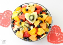 Spring Time Fruit Salad