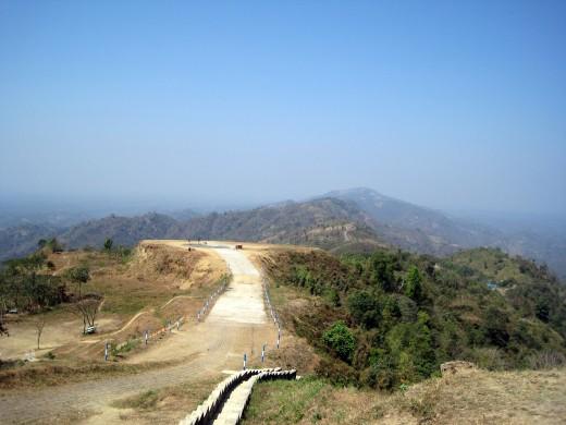 Nilgiri hill helipad