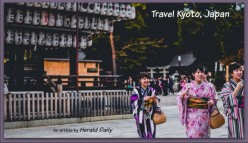 Travel to Kyoto Japan for Ancient Beauty and Culture