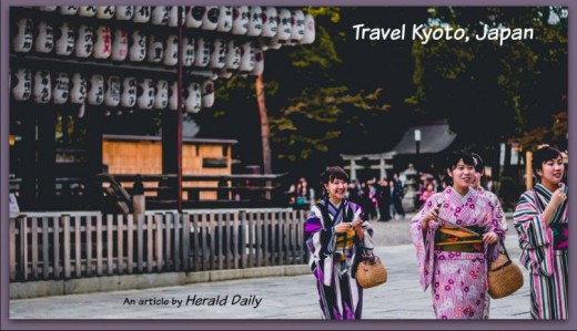 Kyoto offers both historic and modern sights and experiences