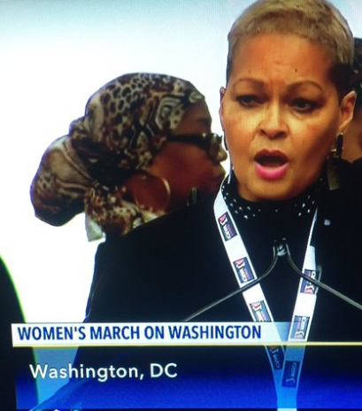 Donna Hylton was a bad choice for the Women's March.
