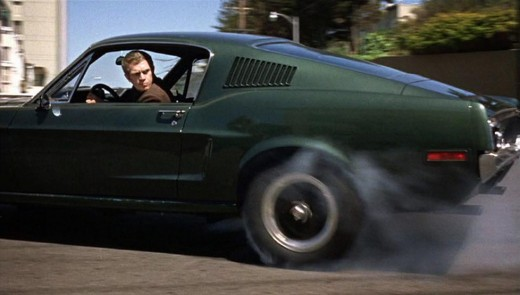 The car chase is one of the most celebrated in cinema history and even today, is stunning to watch