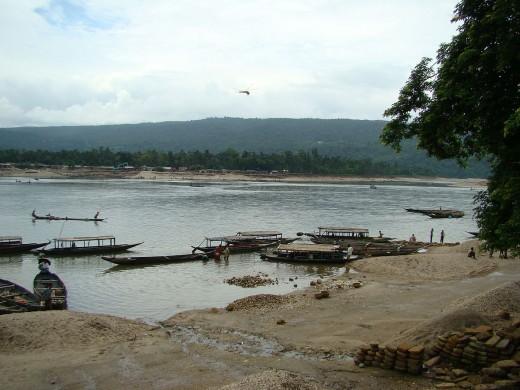 Jaflong, Sylhet