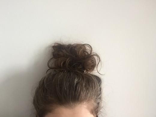 """""""Help Me"""" Hair"""