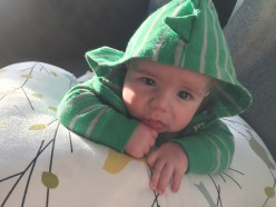 A New Parent's Exhausting Journey Through a Baby's First Cold