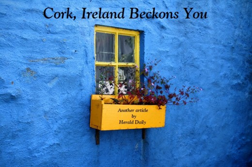 Can you hear Cork beckoning you? :)