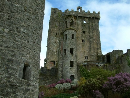 Blarney castle has existed since before 1200. It has gone through several changes and restorations over the centuries