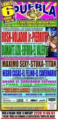 CMLL Puebla: Third Match Thrills